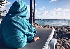 Contemplation #martinique #littleboy #beachlovers (Lilodie) Tags: martinique littleboy beachlovers