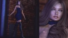 #440 (Gabriella Corpur) Tags: glamaffair uber sintiklia blush lana treschic ricielli cosmopolitan