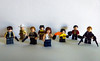 My Favorite Movies Pt. 3 (The CrazyMocCreator) Tags: lego minifigs figures movies favorite film