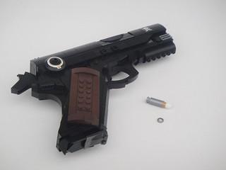 Hand Gun; H1911