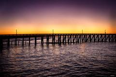 Landscape sea (hiocolena) Tags: merdunord zee see paysage couchersolei sun water