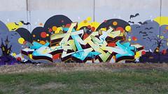 JME... (colourourcity) Tags: streetart streetartnow streetartaustralia melbourne melbournestreetart melbournegraffiti graffiti graffitimelbourne colourourcity nofilters awesome original jayme jme wca rcf
