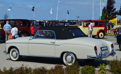 1960 Mercedes Benz 220SE AR-92-39 (Stollie1) Tags: 1960 mercedes benz 220se ar9239 lelystad