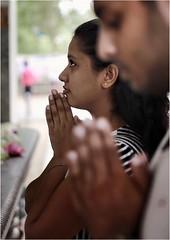 「Pray」 (cisco image ) Tags: srilanka anuradhapura pray soul soulandsound presence presenze street asia eyes