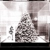 The mysterious box of fried chicken (efo) Tags: bw iphone yakitori japan machida