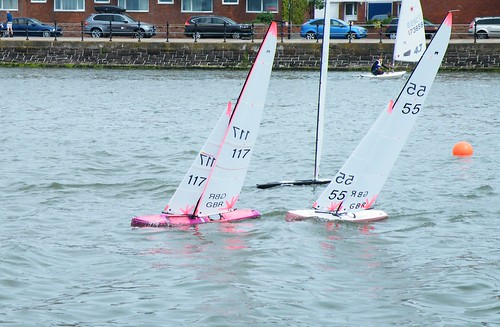 Marblehead Racing May 2018