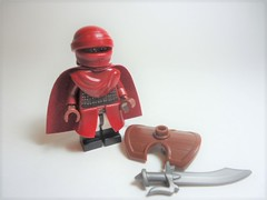 "Mercer Harun (Nick ""Nightstalker"") Tags: afol lego saberscorpion brickforge brickwarriors brickarms"