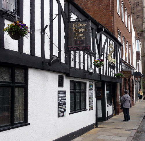 The Olde Dolphin Inn_Derby_May11
