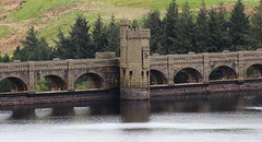 Scar House Reservoir Dam (jdathebowler Thanks for 2 Million + views.) Tags: scarhousereservoirdam yorkshirewater upper nidderdale damcompleted1936 nearpateleybridge northyorkshire