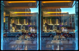Reflections in 3-D / CrossView / Stereoscopy / HDRaw