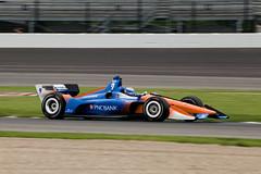 Scott Dixon, IndyCar Grand Prix 2018, Warmup (Roger Gerbig) Tags: indycargrandprix indianapolismotorspeedway ims openwheelracing indycar verizonindycarseries rogergerbig motorracing racing scottdixon