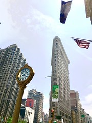 Flatiron Building New York (S.B.24) Tags: bigapple newyork ny nyc flatiron