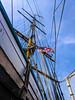 "(""MossBerg"") Tags: flag mast mastboom ship tallship sails"