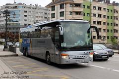 ALSA 6079 (Juan Carlos GR 1) Tags: setra s417gthd alsa cta continentalauto