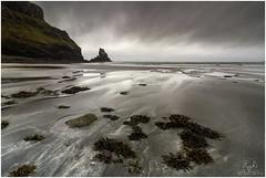 Talisker Beach (stephanegachet) Tags: ecosse scotland skye talisker stephanegachet gachet sea seascape landscape paysage plage beach