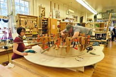 Creating the Art Float - Tam Makers - April 2018 - Photo - 28
