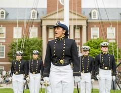180521-G-XO367-111 (US Coast Guard Academy) Tags: corpsofcadets uscoastguardacademy newlondon connecticut cadets officers academy barger pettyofficernicolefoguth rearadmjamesrendon usa