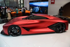 Nissan Concept 2020 Gran Turismo Japan (PierBia) Tags: nissan concept 2020 gran turismo nikon d810 japan giappone