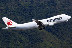 Cargolux Airlines International   Boeing   747-467F   LX-GCL (TFG Lau) Tags: vhhh hkia hkg hongkong hongkonginternationalairport airplane aeroplane aircraft aviation plane planespotting spotting canon canoneos eos eos5dmarkiii ahkgap cargolux clx cv boeing boeing747 b747 b744 b744f 747 lxgcl cargoplane cargojet