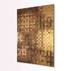 """Iridenscent 7"" (stevefortier19) Tags: painting original art abstract artist contemporary canadian"