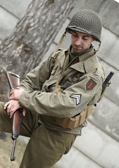 III. Veszprémi Honvédelmi Nap 2018 _ FP2853M (attila.stefan) Tags: stefán stefan attila pentax k50 tamron 2875mm 2018 iii veszprémi honvédelmi nap soldier usa us army ii world war portrait portré