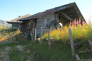 SF_IMG_7210 - Switzerland, Gruyère region - Old abandonned mountain's sawmill