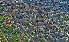 flight2 (jurha) Tags: berlin urban city stadt aerialview model planning blockrandbirdeye