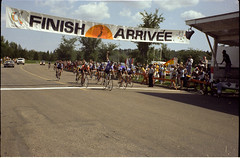 [1982] National Road Cycling Championships Edmonton 006 (wwhhiiisskkas) Tags: 1982 canada canadian national road cycling championships edmonton alberta hawrelak park emily murphy hill saskatchewan drive