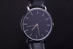 Black Wrist Watch (Alvimann) Tags: alvimann wrist watch wristwatch agujas aguja model design diseño new nuevo black negro china chino chinese industrial montevideouruguay montevideo fotografia producto fotografiadeproducto productphotography product photography marca marketing brand branding