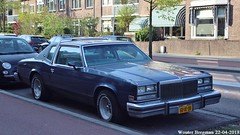 Buick Riviera 1978 (XBXG) Tags: 68ue08 buick riviera 1978 buickriviera v8 verspronckweg haarlem nederland holland netherlands paysbas youngtimer old classic american car auto automobile voiture ancienne américaine us usa vehicle outdoor