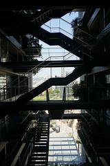 2018-04-FL-183509 (acme london) Tags: barcelona bridges corridor fira fireescape hotel jeannouvel renaissancehotelfira spain stairs staricase
