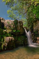 Heaven or Hell (oskaybatur) Tags: cehennemşelaleleri vize kırkalareli türkiye turkey turkei 2018 oskaybatur nature april nisan ilkbahar pentaxkr sigma1770 trakya pentaxart justpentax blue green waterfall şelale