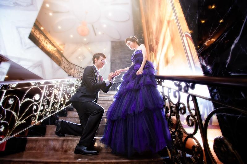 婚禮攝影 [ 詠之❤添明] 文定之囍@南投南島婚宴會館