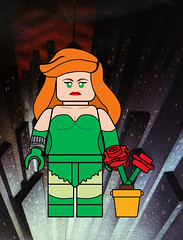 Poison Ivy (Ashnflash98) Tags: lego batman animated series poison ivy pamela isley