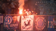 BOG06416 (anton.bogodvid) Tags: sonya7m2 beroflex beroflex500mmf8 football ukraine dinamo shakhtar stadium fire fireshow fan fans cup