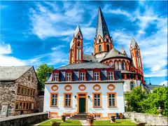 Hinter dem Dom (juvhadamar) Tags: limburganderlahn limburgweilburg hessen kirchen dom kathedrale cathredral