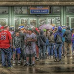 Rainy Day At The Ball Park thumbnail