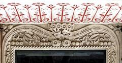 Barcelona - Rambla Catalunya 054 j1 (Arnim Schulz) Tags: modernisme barcelona artnouveau stilefloreale jugendstil cataluña catalunya catalonia katalonien arquitectura architecture architektur building gebäude edificio bâtiment spanien spain espagne españa espanya belleepoque skulptur plastik bildhauerei escultura sculpture art arte kunst baukunst modernismo gaudí liberty ornament ornamento