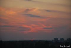Небо Захід сонця InterNetri Ukraine  21