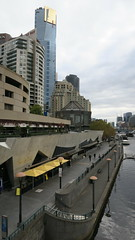 Southbank, Melbourne city in May 2018, Victoria, Australia. (Michael J. Barritt) Tags: citystreets streetart melbourne city may 2018 victoria australia