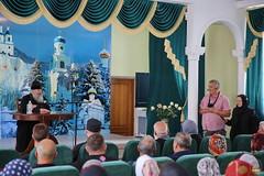 03. Паломники из Сербии в Лавре 15.05.2018 г