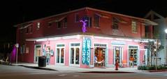Key West, FL   0201181952_HDR (Kaemattson) Tags: harpoon harrys oldtown key west fl florida historic seaport boardwalk pink night keys atlantic ocean gulf mexico gulfofmexico atlanticocean bayofflorida everglades limestone keywest southernmost built environment