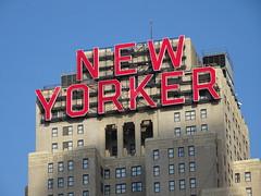 New Yorker Hotel, New York City (iainh124a) Tags: iainh124a newyork ny nyc manhattan bigapple sony sonycybershot dschx90 dschs90v cybershot dx90 dx90v
