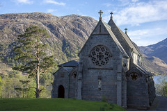 St Mary and St Finnan's Catholic Church Glenfinnan (Glenn Pye) Tags: stmaryandstfinnanscatholicchurch church churches romancatholic glenfinnan scotland lochshiel nikon nikond7200 d7200