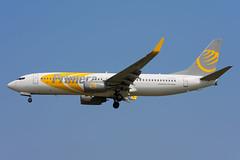 OY-PSA (hartlandmartin) Tags: oypsa primeraair boeing 737800 bhx egbb birmingham elmdon landing aircraft airline airport aeroplane jet flight aviation plane transport nikon d7200 70300afp