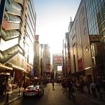 Akihabara Sunset 秋葉原の日没 thumbnail