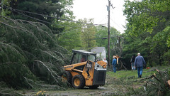 Clearing the Way (blazer8696) Tags: 2018 brookfield ct connecticut day2 ecw macroburst may obtusehill t2018 usa unitedstates severe storm weather img3238