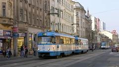 2005-10-12 Ostrava Tramway Nr.768 (beranekp) Tags: czech ostrava ostrau tram tramway tramvaj tranvia šalina strassenbahn elektrika električka tatra t3 768