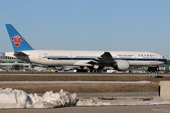Here is China Southern Airlines B-2007 (shumi2008) Tags: chinasouthernairlines chinasouthern777 b77w b777 b777300er skyteamalliance torontopearson pearsonairport yyz cyyz