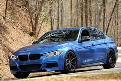BMW F30 335i on TSW Bathurst (tswalloywheels1) Tags: bmw f30 3series 335i 328i 330i 340i canyon road driving tsw rotary forged flow form bathurst concave aftermarket wheel wheels rim rims alloy alloys